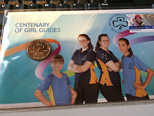 Girl Guides / Scouts First Day Centenary of Girl Guides