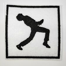 "FREDDIE MERCURY Embroidered Iron On Patch 3 "" X 3 "" THE QUEEN"