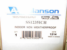 ALLANSON electric Sign Repair PARTS 1235ICH Neon Transformer NIB! INDOOR TYPE