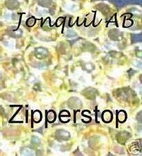 144 Swarovski Crystal Rhinestones ~ 30ss ~ Jonquil AB