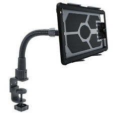 Microsoft Surface Pro 4 Tablet HeavyDuty CLAMP DESKTOP BED Handle Bar Rail MOUNT