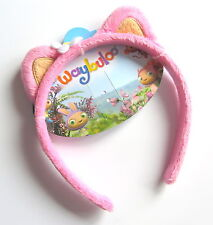 Waybuloo de Li Fluffy Orejas Rosa Y Amarillo Pelo Alice Head Band