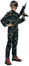 G.I. SOLDIER CHILD SMALL COSTUME MILITARY CAMOUFLAGE