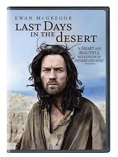 LAST DAYS IN THE DESERT (EWAN McGREGOR) *NEW DVD*
