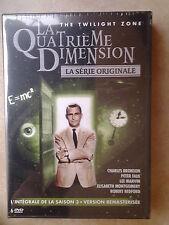 6251// LA QUATRIEME DIMENSION SAISON 3 NEUF SOUS BLISTER 6 DVD 37 EPISODES