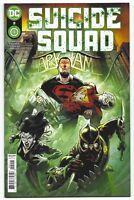 Suicide Squad #2 2021 Unread Eduardo Pansica Main Cover DC Comic Robbie Thompson