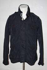 EUC Scotch & Soda Navy Blue Jacket Coat Sz XXL 2XL