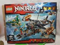 Lego Ninjago Misfortune's Keep playset 70605 Complete With Box and Instructions