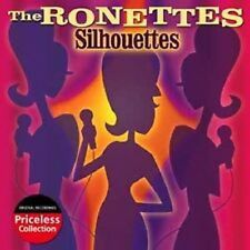The Ronettes - Silhouettes -  new Factory Sealed  CD