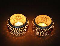 Vintage Home Decorative Votive Tea Light Holders Candle Holder