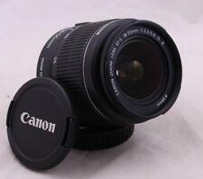 Canon EF-S 18-55mm F/3.5-5.6 IS Lens for T1i T2i T3i T4i 50D 60D 70D 80D T7i T6i