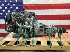 Chevy 62l Ls3 V8 Motor Amp 6 Spd Manual Tr 6060 Transmission Dropoutswap 87k