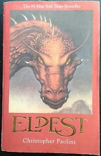 Inheritance Cycle Book 2: Eldest by Christopher Paolini c2007 VGC Paperback