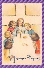 carte postale - Thème Pâques -06