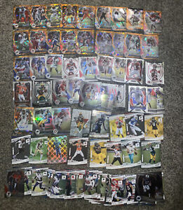 (Huge Card Lot) 2021 Lawrence Rookie Lot Prizm & More Rc, Silver, Vets & More