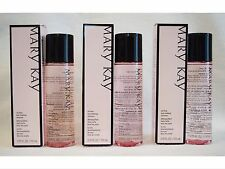 Lot of 3 Mary Kay Oil Free Eye Makeup Remover - FRESH PRODUCTS