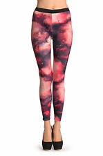 Red and Pink Galaxy (L001565)