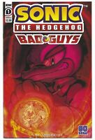 Sonic the Hedgehog Bad Guys #1 2020 Unread Hammerstrom Main Cover A IDW Comics