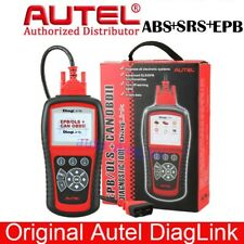Automotive Full System OBD2 Scanner Car Diagnostic Tool Airbag ABS Oil EPB Reset