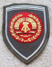 EAST GERMAN ARMY PATCH DDR NVA Badge Service Uniform Volksarmee Officer GDR