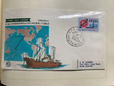 australia stamps Compac Frist Day Cover Sg362