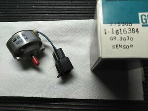 Cadillac 1980 MAP Sensor NOS, Original Bendix #1616384 all 368 engines