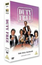 Duty Free Complete Series DVD Keith Barron Gwen Taylor UK Release New Sealed R2