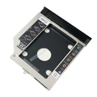 Bezel 2nd HDD SSD hard drive Caddy For Lenovo IdeaPad V110-15isk V110-15ikb