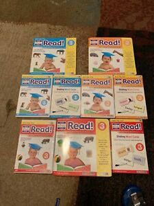 Your Baby Can Read special limited edition 3 level Kit Books DVD NIOB