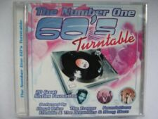 Various Artists - The Number One 60's Turntable (CD) (1994)