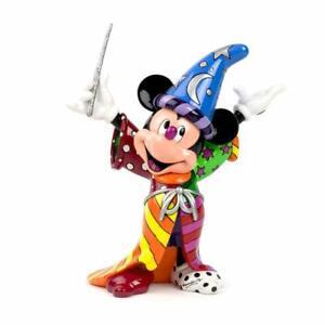 Disney Britto Sorcerer Mickey Figurine 13678