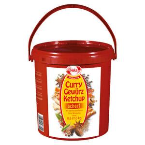 Hela - Curry Spice Ketchup Original (Scharf) - 10kg