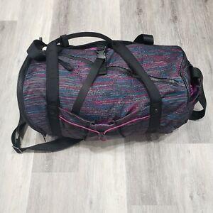 Lululemon Run Ways Duffel 2016 Seawheeze - ASCII Regal Plum Tofino Teal Bag
