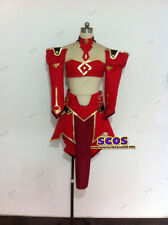 Fate/Grand Order Saber Mordred Cosplay costume red colour