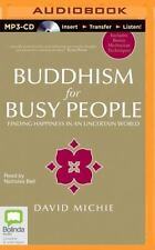 Buddhism for Busy People MP3 Audiobook NEW
