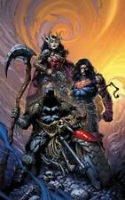 Dark Nights Death Metal #1 (Of 6) David Finch Batman Variant 06/17