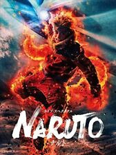 LIVE SPECTACLE 'NARUTO' 2016-JAPAN Blu-ray+DVD W10