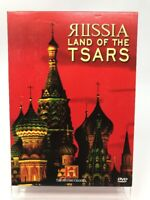 Russia Land of the Tsars (DVD, 2003, 2-Disc Set)