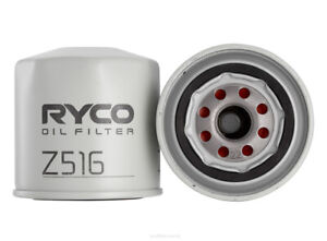 Ryco Oil Filter Z516 fits Ford Falcon 4.0 (BA), 4.0 EcoLPi (FG), 4.0 EcoLPi (...