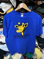 """Toys """"R"""" Us Jeffrey Crying I Will Always Be A  Kid Men's T-shirt  Size Large"""