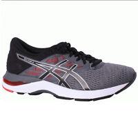 Men's Asics GEL-FLUX 5 T811N/9790 Black/Red Lace-up Athletic Shoes