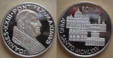 Vaticano medaglia papa Giovanni XXIII