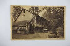 Vintage 1920s Guy'S Cliffe Mill House Warwick England Real Photo Postcard Rppc