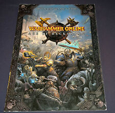 Warhammer Online Age of Reckoning  Prima Official Game Guide by Prima Games SC