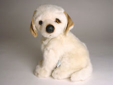Labrador Retriever Puppy by Piutre, Hand Made in Italy, Plush Stuffed Animal NWT