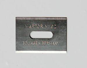 MARTOR BLADE NO.92 (x10)