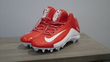 Nike Speedlax Men's Lacrosse Cleat Challenge - Red/White - Size 12.5 [New]