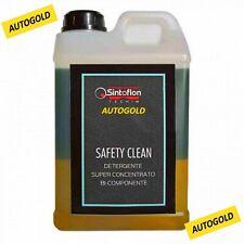 SINTOFLON Safety Clean (2 Kg) sgrassatore professionale bicomponente auto moto