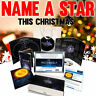Personalised Gifts For Him Name A Star Sister Present Christmas Birthday Set