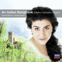 CECILIA BARTOLI - AN ITALIAN SONGBOOK (CLASSICAL CHOICE)  CD NEU ROSSINI